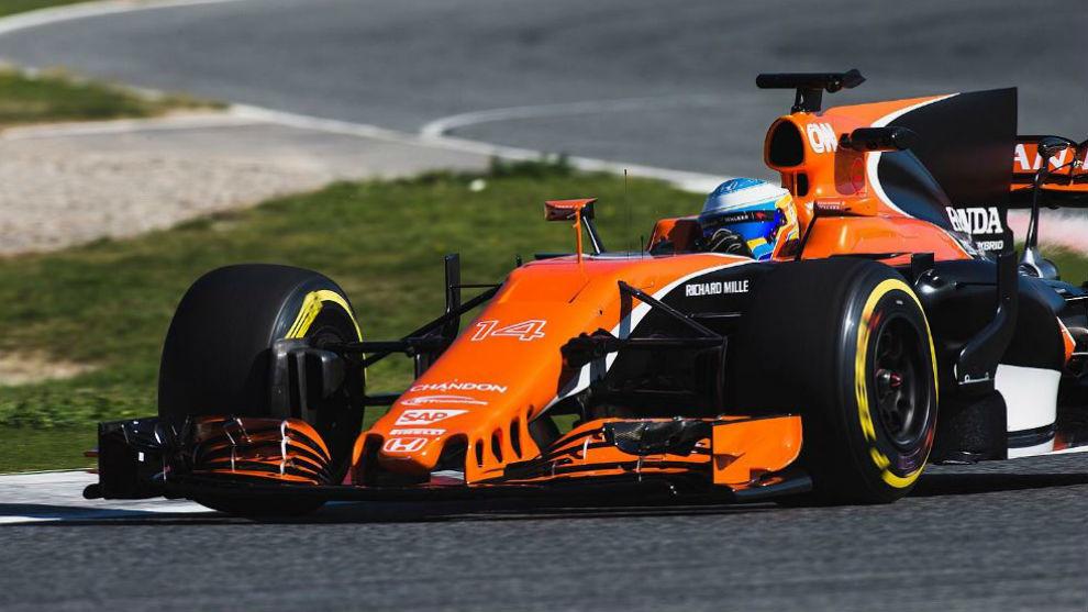 Fórmula 1: El McLaren suena bien   Marca.com