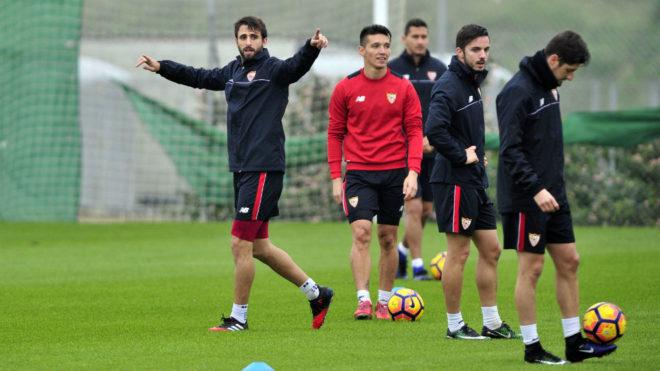 Las rotaciones, de habituales a obligatorias ante el Athletic de Bilbao