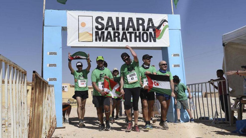 La solidaridad volvió a ser la gran triunfadora del Maratón del...
