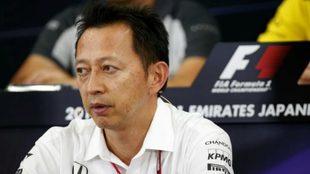 Hasegawa, de Honda.