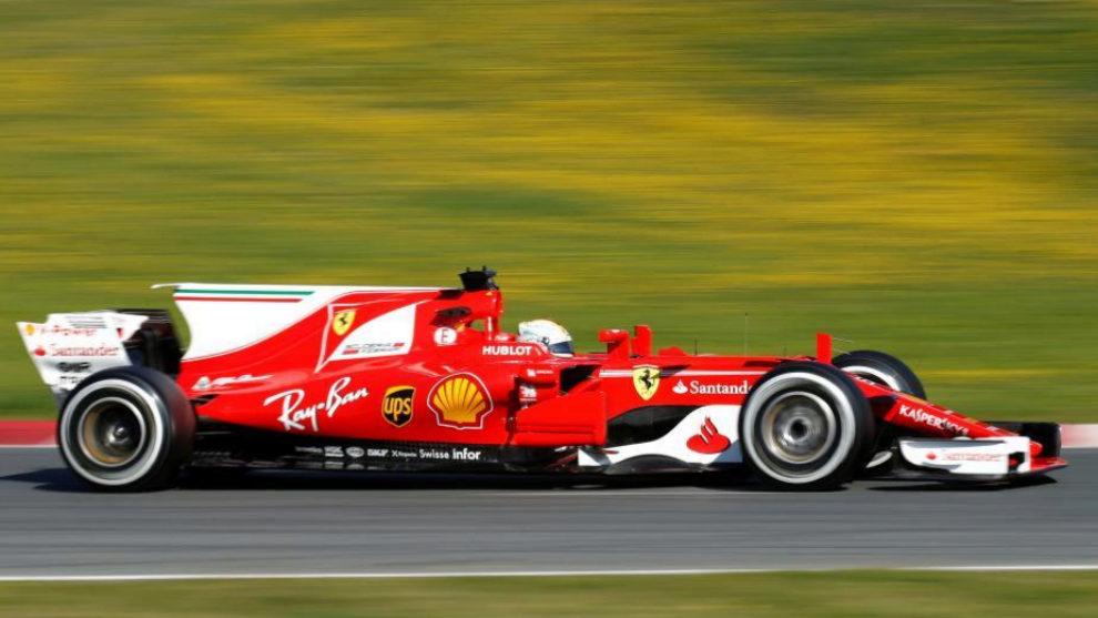 Fórmula 1: Ferrari da un golpe en la mesa   Marca.com