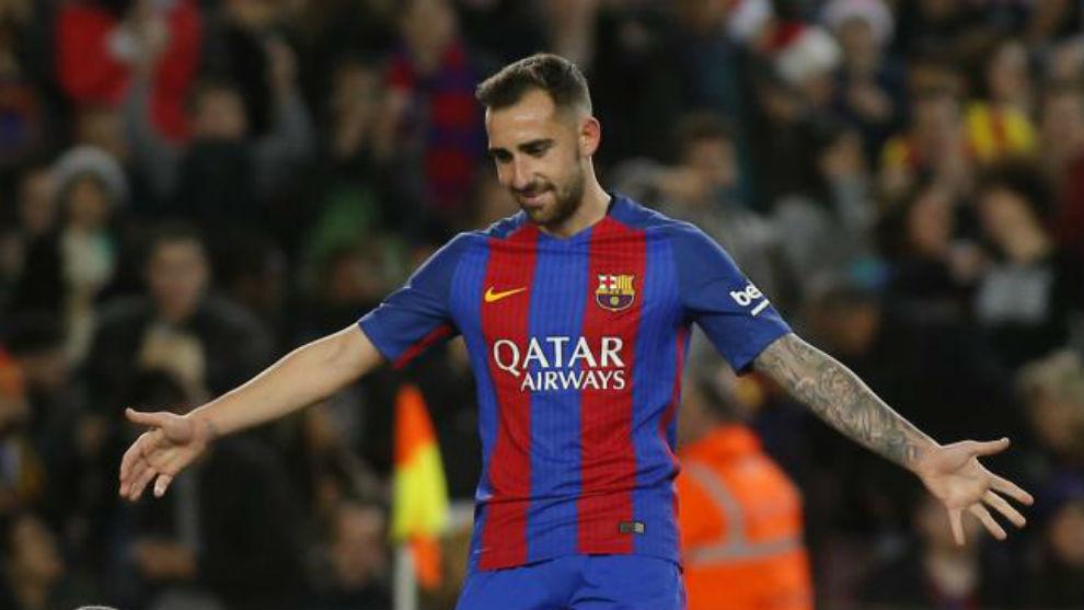 Barcelona Kemungkinan Lepas Paco Alcacer