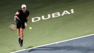 Murray ante Kohlschreiber en Dub�i.