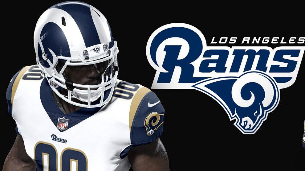 Conoce el nuevo uniforme de los Rams  143542e4e2b