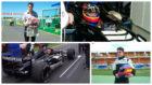 Las mejores im�genes del debut de Alonso en F�rmula 1