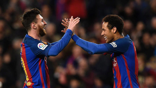 Messi and Neymar strike fear into PSG | MARCA in English