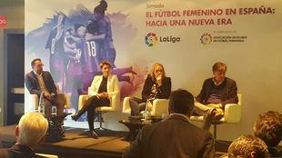 Eduardo García, Lucía Santiago, Daniel Margalef e Isabel Roldán...