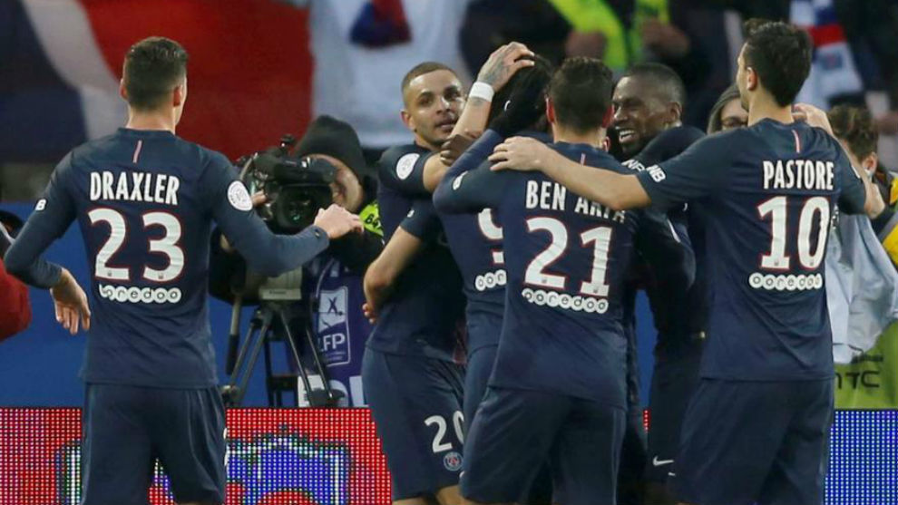 PSG Reveal Champions League Squad For Barcelona Return Leg