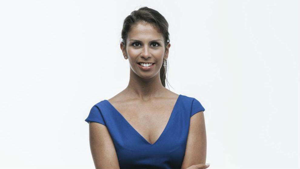 Laura Castro, presidenta de la Asociación para el Deporte Femenino.