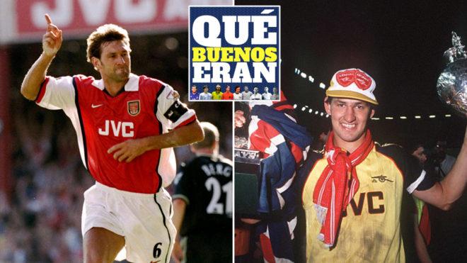 official photos 4d83b 38f27 Granada: Arsenal legend Tony Adams takes over at Granada ...