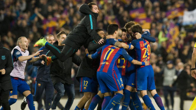 Referee error shouldn't discredit Barcelona's incredible ...