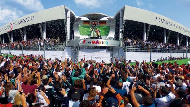 El GP México ha sido todo un éxito.