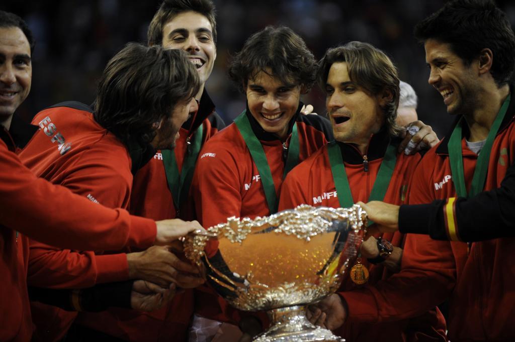 Copa Davis  Nadal