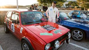 Jaime Carbonell, campeón del Oris Rally Clásico 2016