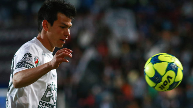 Hirving Lozano podría ser el sexto mexicano con 21 años en emigrar a Europa 5b595099f9bbc