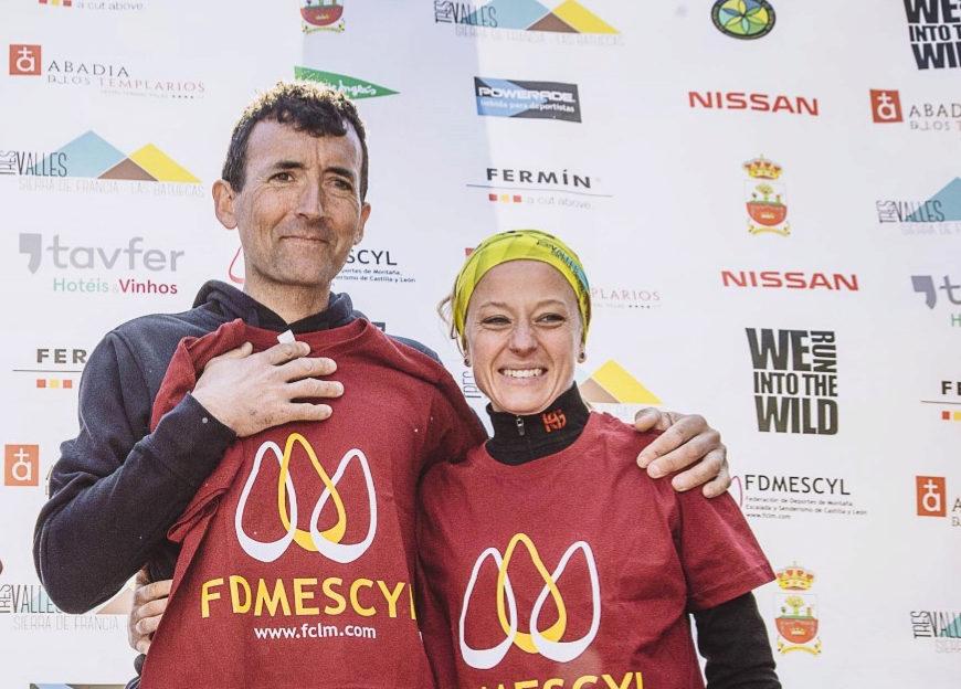Miguel Heras y Leticia Pérez, líderes de la Copa de la Fdmescyl.