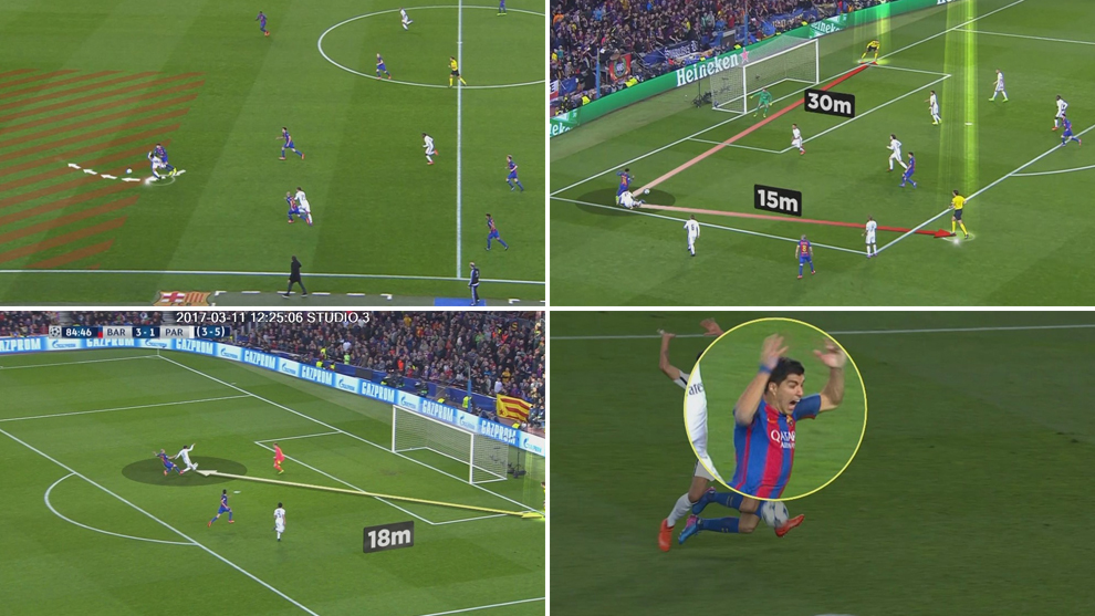 PSG Collates Evidence For Complaint Over Barcelona Comeback Refereeing