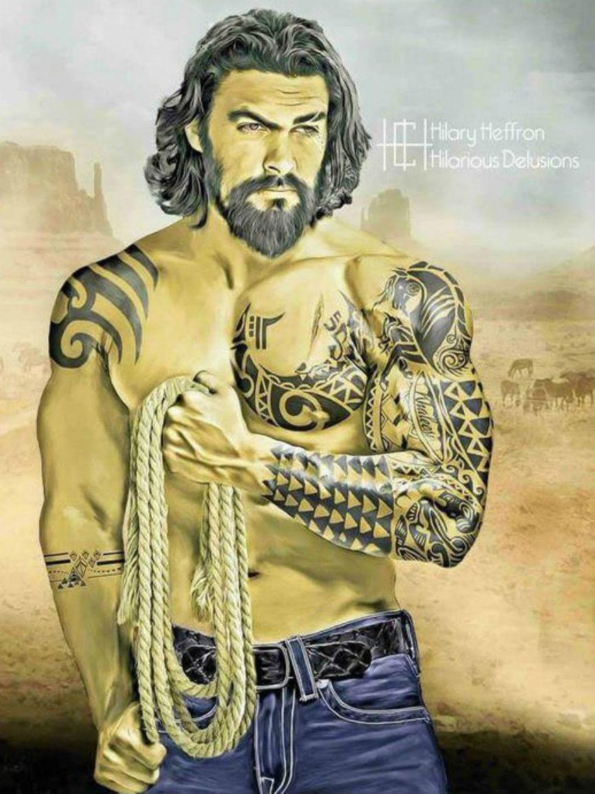 Asi Serian Los Personajes De Juego De Tronos Con Tatuajes Foto 7