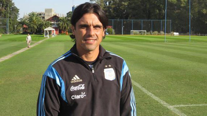 Cristian Zermatten recordó su paso en la Liga mexicana.