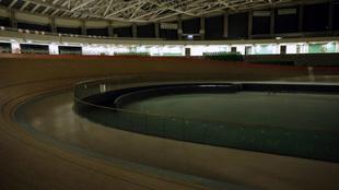 Imagen actual del velódromo olímpico