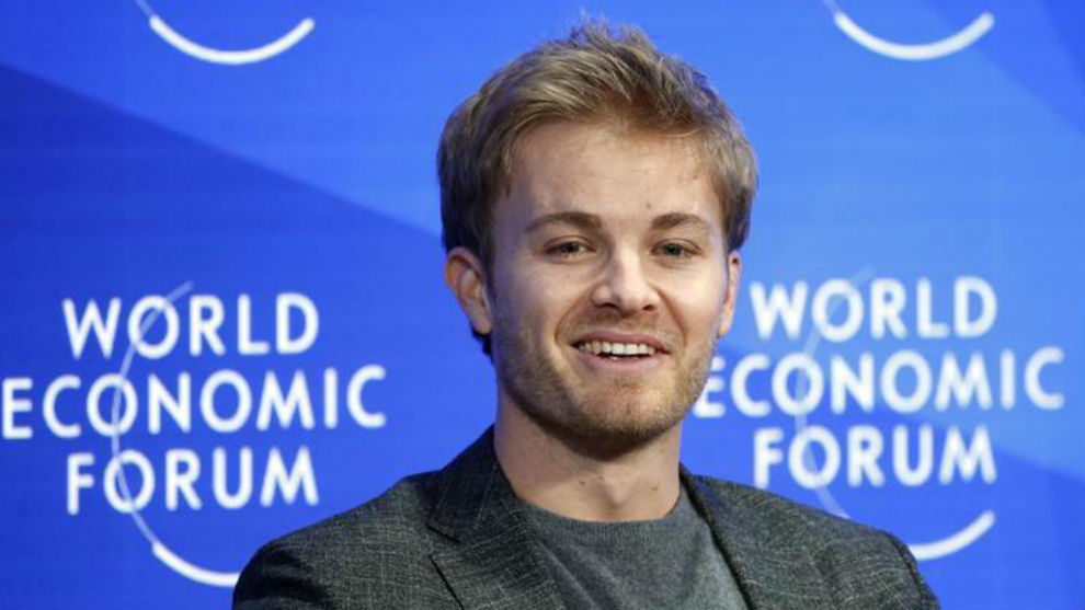 Nico Rosberg, ex piloto de Fórmula 1