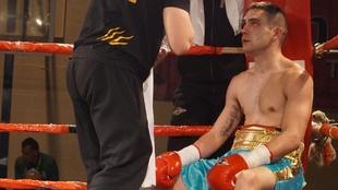 Ismael Garc�a acepta pelear ante el eludido Jonfer