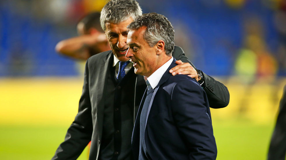 Las Palmas vs Villarreal en directo