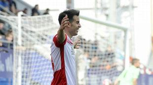 José Manuel Jurado marcó su tercer gol en los últimos cinco...