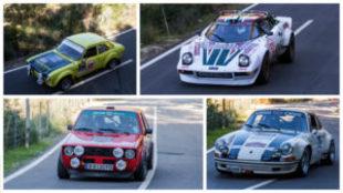 Modelos históricos de marcas como Porsche o Wolkswagen