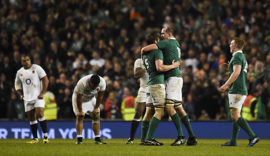 Irlanda deja sin Grand Slam a Inglaterra e Italia consigue una vez más la Cuchara de madera