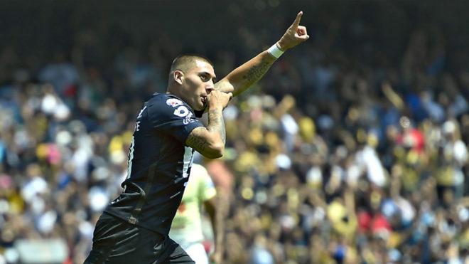 Castillo acumula ocho goles en el torneo