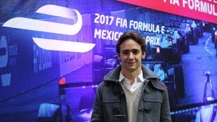 El mexicano arrancará una nueva etapa en su carrera.