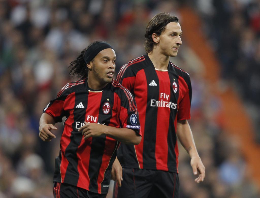 SAWIRRO XUL AH: Waayihii Kubbada cagta ee Ronaldinho