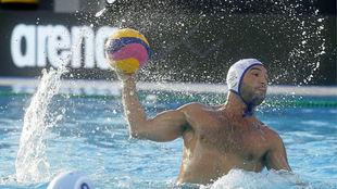 Felipe Perrone, jugador del Jug croata.