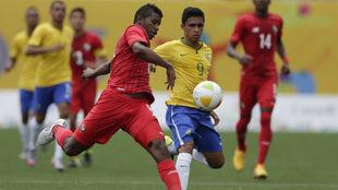 Fidel Escobar, sepera de Panamá para los partidos eliminatorios de...