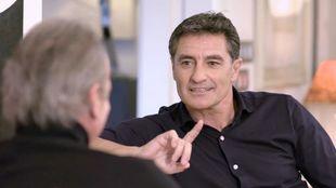 M�chel, entrevistado en 'Mi casa es la tuya' de Telecinco