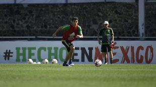 Héctor Moreno ya trabajó con el resto del equipo.