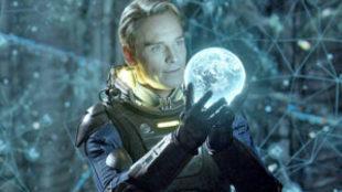 Michael Fassbender en 'Alien Covenant'