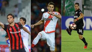 Caruzzo, Alario y Marcone, los nuevos integrantes de la...