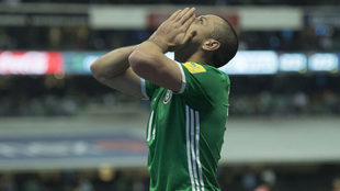 Javier Hernández se mostró agradecido con todos aquellos que le...