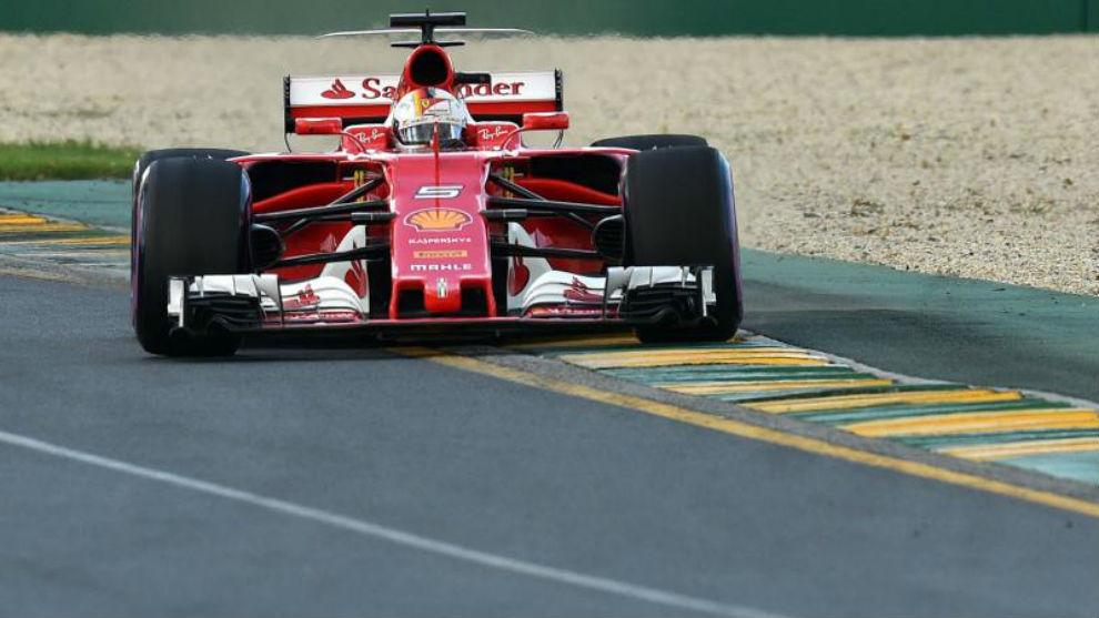 Fórmula 1: Vettel rompe el récord en Albert Park   Marca.com