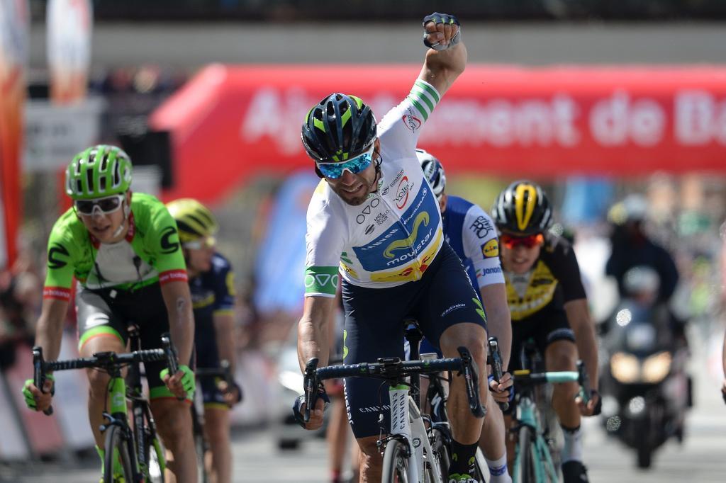 Alejandro Valverde sigue agrandando su leyenda
