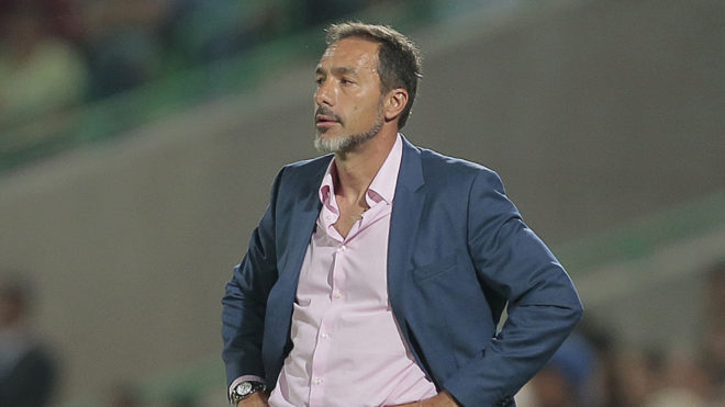 Matosas espera volver a ganar titulos en Paraguay.