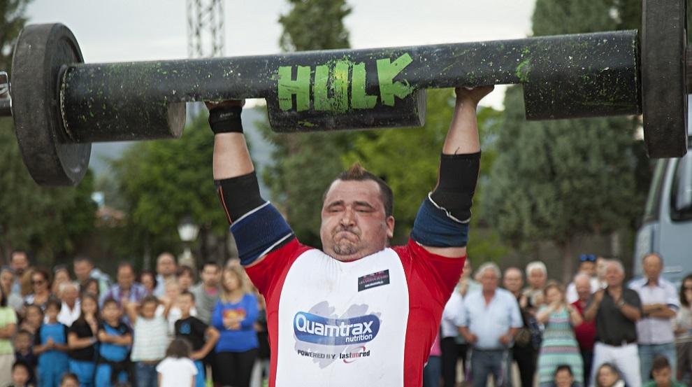 Antonio Bueno, ganador en 2015 y 2016