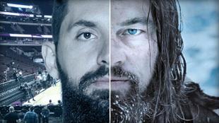 Nikola Mirotic vs Leonardo DiCaprio en 'El Renacido'