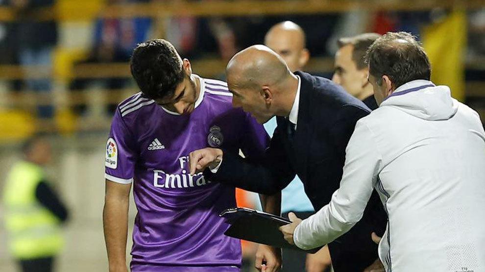 """Asensio: """"Real""""da qolib g'alabalarga erishmoqchiman"""