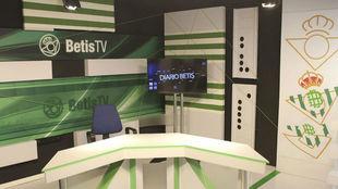 Estudios de Betis TV