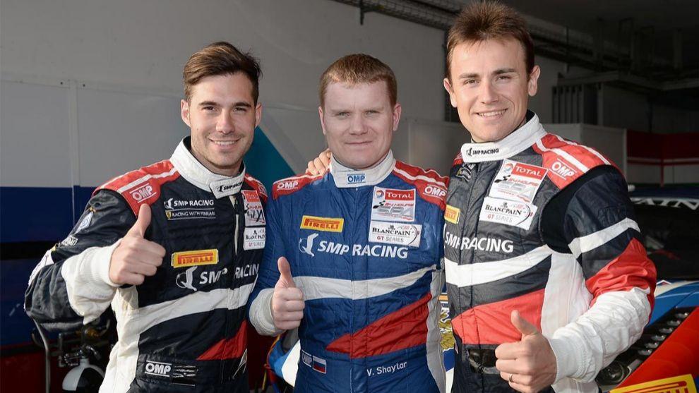 Molina competirá con Ferrari junto a Davide Rigon y Victor Shaytar.