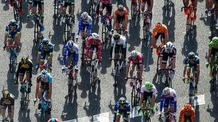 Las Hammer Series propugnan un ciclismo intenso, sin parones.