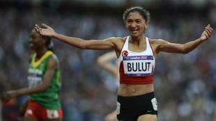 Gamze Bulut en los Juegos Olímpicos